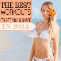 Best At Home Work Outs to get you in shape in 2014 4