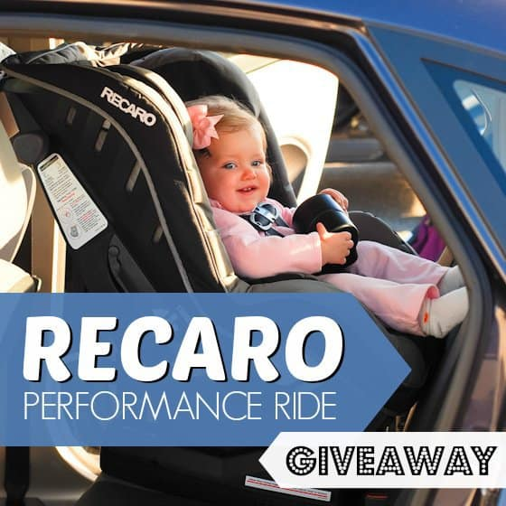recaro convertible car seat giveaway daily mom. Black Bedroom Furniture Sets. Home Design Ideas
