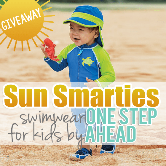 Sun Smarties by One Step Ahead Giveaway