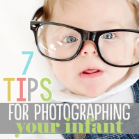 7 Tips for Photographing Your Infant