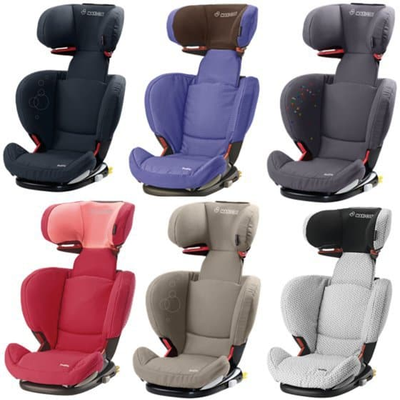car seat guide maxi cosi rodifix booster daily mom