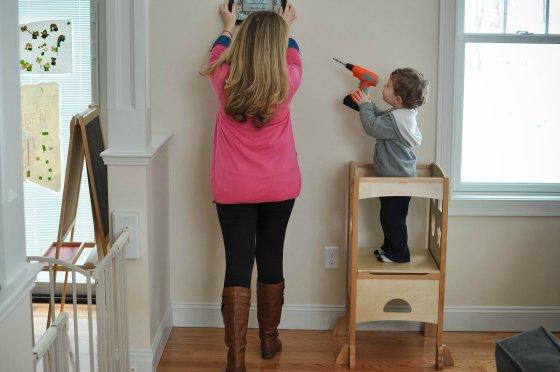 Toddler Chores 2