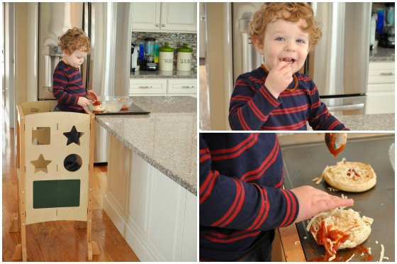 Toddler Chores 4