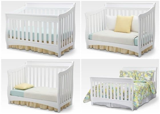 Bentley S Series 4 In 1 Crib By Delta Giveaway Daily Mom