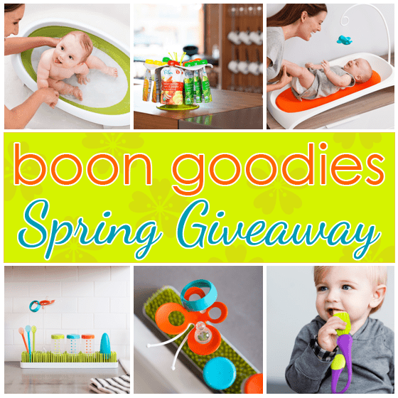 BOON AND BABYHOME GIVEAWAYS