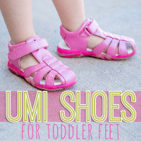 UMI Shoes for Toddler Feet Op 2