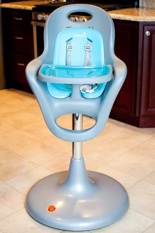 Boon Flair High Chair & A Little Flair with Boon Flair - Daily Mom