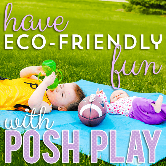 Have Eco Friendly Fun With Posh Play Daily Mom