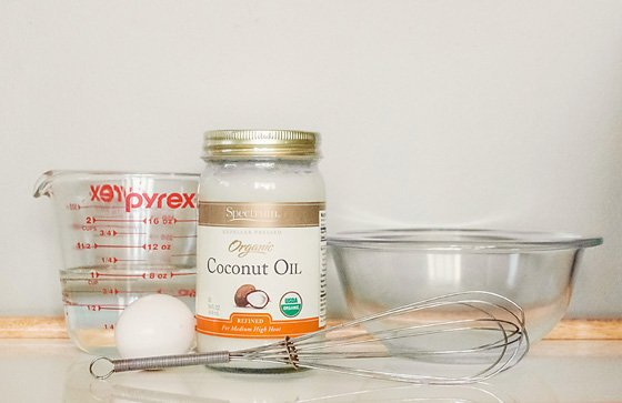 Coconut Oil Conditioner Edit