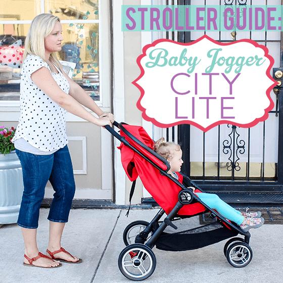 Stroller Guide Baby Jogger City Lite