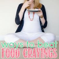 ways to beat food cravings