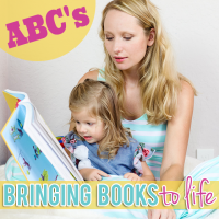 Bringing Books to Life-ABCs