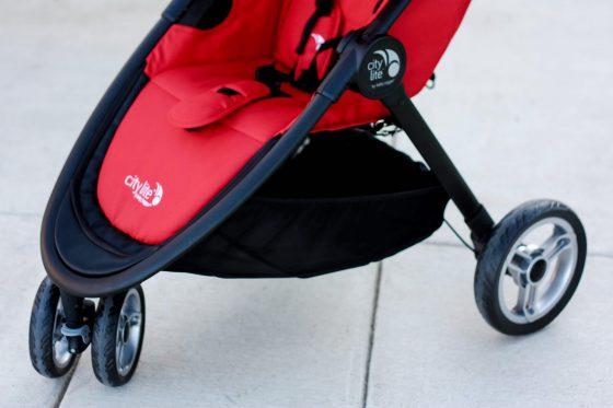 City Lite Stroller-11