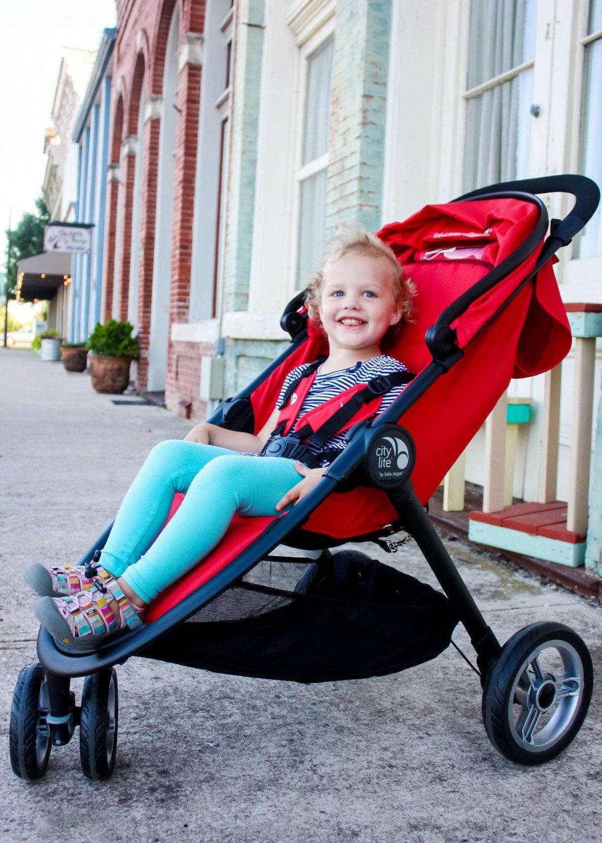 City Lite Stroller-2