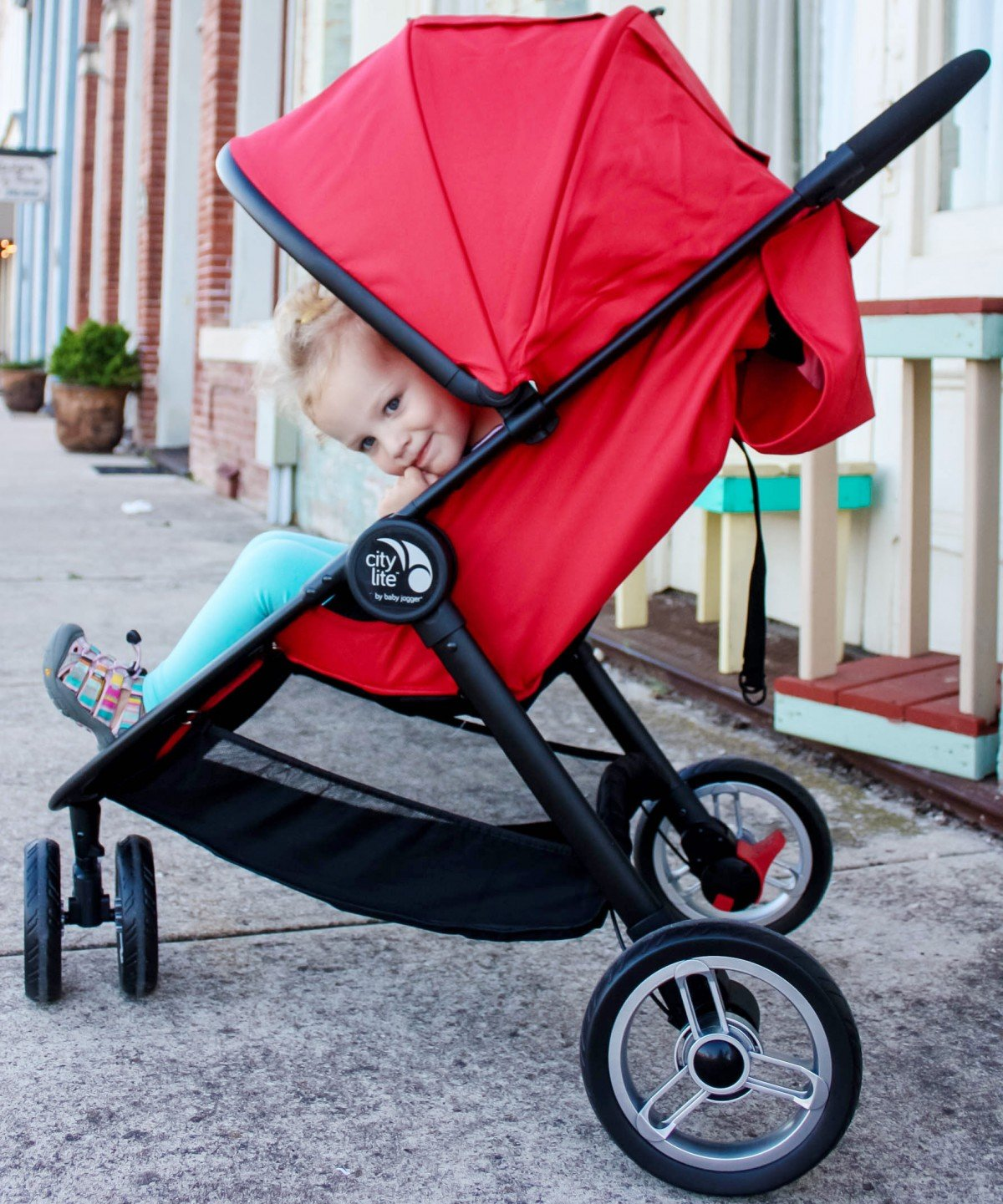 City Lite Stroller-3