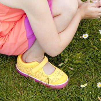See Kai Run Angela Yellow Lifestyle2