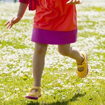 See Kai Run Angela Yellow Lifestyle350