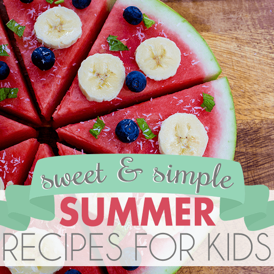 Let's face it, kids love sweets. So instead of surrendering to pre-packaged goodies, give them a homemade recipe that can serve as a sweet snack or even dessert. We brought a panel of kid judges into the MyRecipes kitchen to taste these recipes (all received rave reviews).