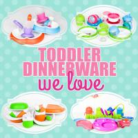 Toddler Dinnerware We Love