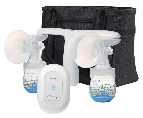 1_20140814_Product-TheFirstYears-QuietExpressionsDoubleBreastPump1-2