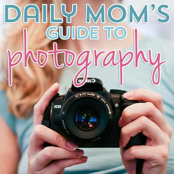 Daily Mom Photography Course Op1