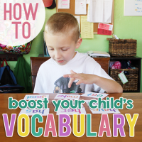 How to Boost Vocab