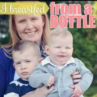 I Breastfed from the Bottle