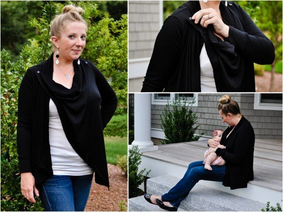 Fashionable Clothing For Nursing Moms Daily Mom