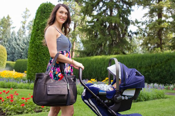 Factors to consider in choosing a diaper bag