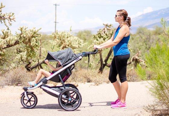 Stroller Guide Thule Urban Glide Daily Mom
