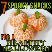 7 Spooky Snacks for a Healthy Halloween