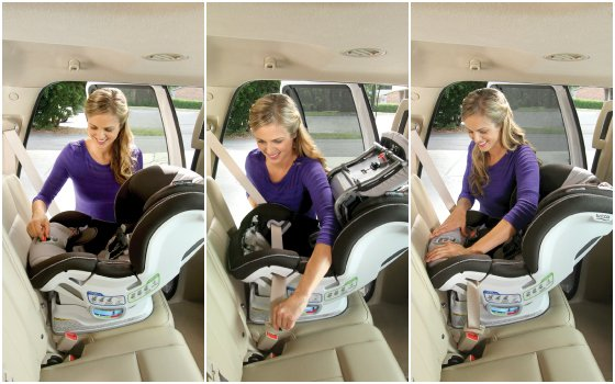 Britax ClickTight car seats each come with standard safety u0026 comfort features 7-position recline impact absorbing base impact absorbing harness ... & 13 Best Car Seats for Extended Rear Facing - Daily Mom islam-shia.org