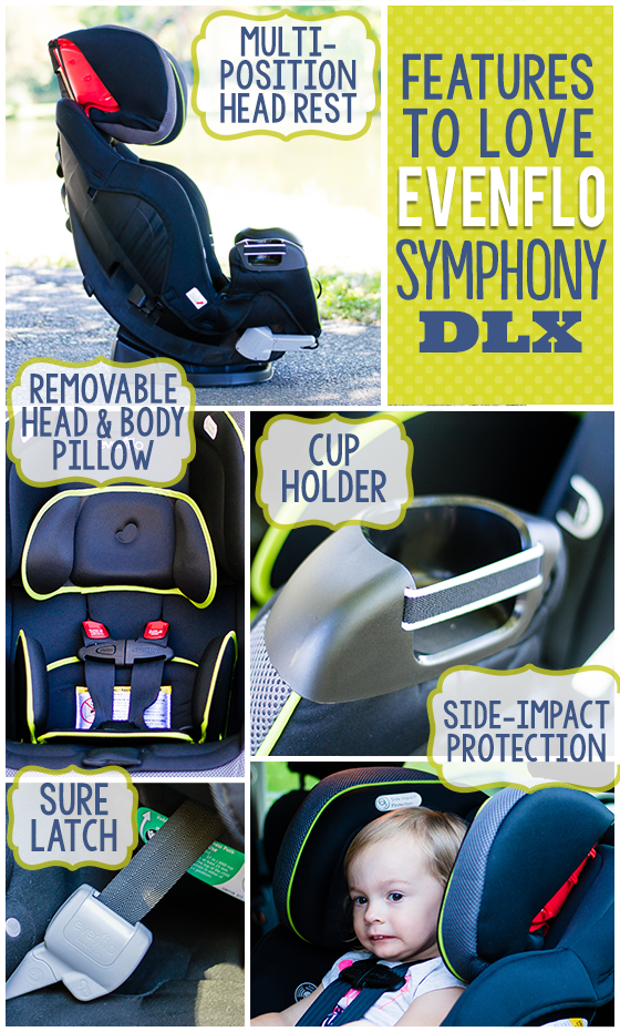 Collage for Evenflo Symphony DLX