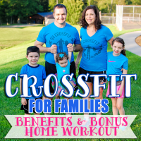 Crossfit For Families Benefits & Bonus Home Workout2