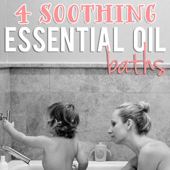 Essential Oil Baths