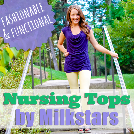 Fashionable and Functional Nursing Tops By Milkstar