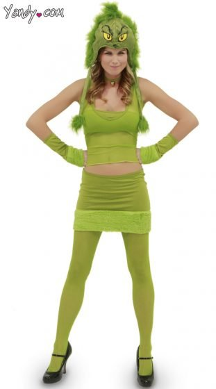 Grinch from Dr. Seuss