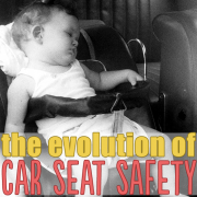 The Evolution of Car Seat Safety