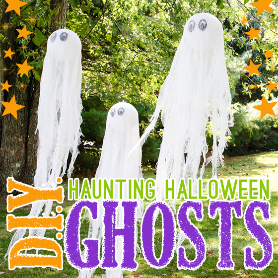 DIY Ghosts
