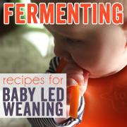 Fermenting BLW