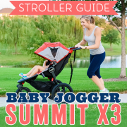 Stroller Guide Baby Jogger Summit X3