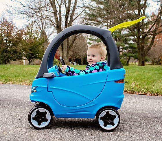 Cozy Coupe Sport Main