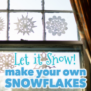 Make Your Own Snowflakes