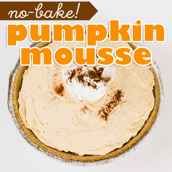 No-Bake Chocolate Pumpkin Mousse Pie Recipes — Dishmaps