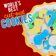 Worlds Best Cut-Out Cookies