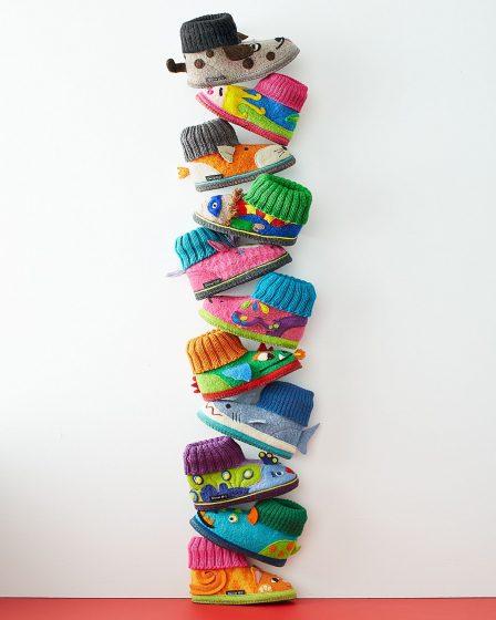 slipper boots tall