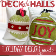 Deck the Halls Holiday Decor Guide
