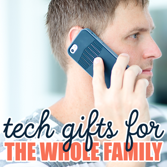 Tech Gifts for the Whole Family