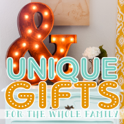 Unique Gifts for the Whole Family