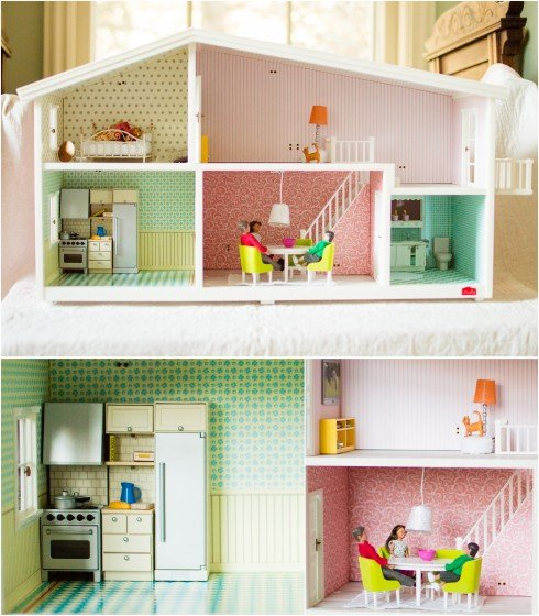 lundby collage
